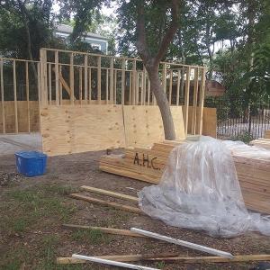 American Hammer Garage Build Lincolnville (11)